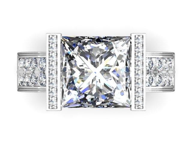 princess diamonds in dallas diamore diamonds
